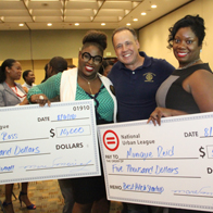 Business Student, Arts and Sciences Alumna Win Top Urban League Awards for Entrepreneurs