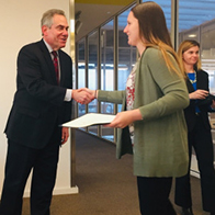 Shannonhouse Honor Society Inducts 13 UB Law Students