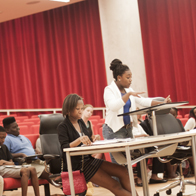 Middle School Students Try Their Hand at Law School