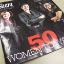 Three UB Alumnae Among Sun's '50 Women to Watch'
