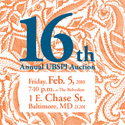 16th Annual UBSPI Auction, Feb. 26