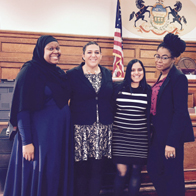UB Wins Regional BLSA Mock Trial Contest