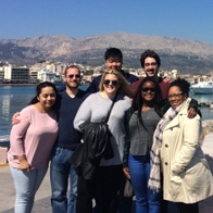 CICL Students Discuss Trip to Greece to Work with Refugees, April 10