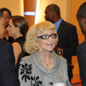 School of Law Alumna Fannie Angelos, L.L.B. '51, Praised as Champion of Diversity