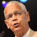 NAACP Chair Julian Bond at UB Sept. 18