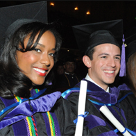 School of Law Commencement, May 16