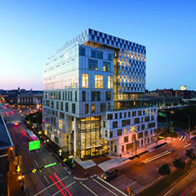 UB's Angelos Law Center Named to Md. Architectural 'Must See' List