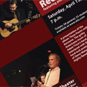 Red Sammy Concert Mixes Faculty Member's Poetry with Americana Sounds, April 13