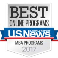 U.S. News Ranks Merrick School of Business Online MBA