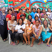 Professor Emerita's Nonprofit Offers Opportunities for Filipinas