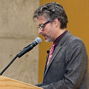 Pulitzer Prize-Winning Author Chabon Gives UB Reading