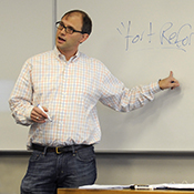 New College of Public Affairs Dean to Focus on 'Greater Good'