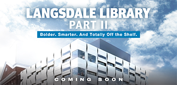 Langsdale Library Part II