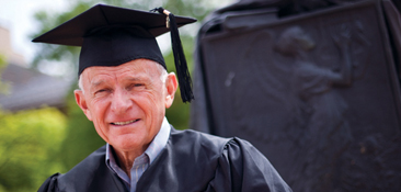 Alumni Profile: Bailey J. St. Clair, B.S. '61