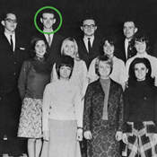 Where Are They Now? Roy H. Grabman, B.S. '67
