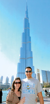 UB Around the Globe: You Say Hello, I Say Dubai!