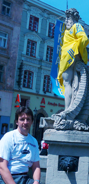 UB Around the Globe: To Ukraine, With Lviv