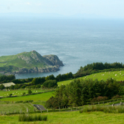 Torr Head Road, Antrim County, Northern Ireland