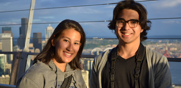 Melissa Chen, B.S. '11, and her cousin hit the road and drove across the continental United States in a rented minivan.