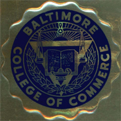 Read more about the Baltimore College of Commerce.