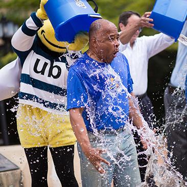 water bucket challenge