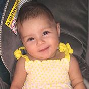 Baby Bee Hazel Jane Yocum
