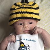 Baby Bee Ethan Sebastian Codd