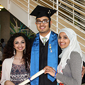 Spring Undergraduate Commencement Reception