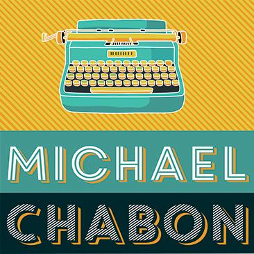 Michael Chabon graphic