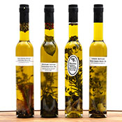 DEVOO infused olive oil line