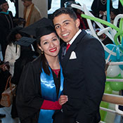 Winter Undergraduate and Graduate Commencement Reception