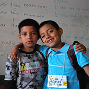 two local students
