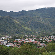 a view of Jinotega