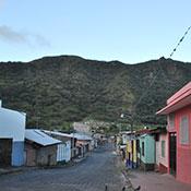 a street in Jinotega