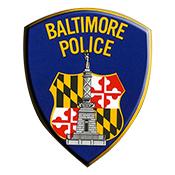 baltimore police seal