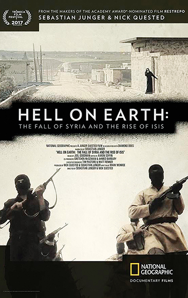 Hell On Earth Movie Poster