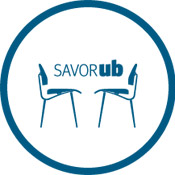 Savor UB logo