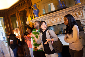 The Walters Art Museum learning community field trip