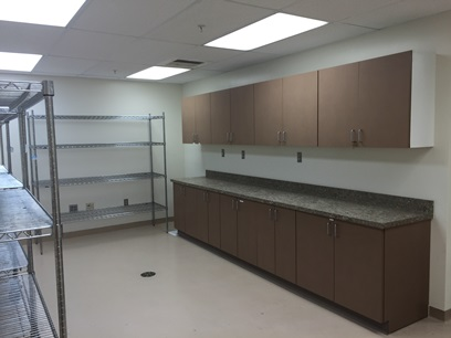 Student Center Food Pantry Renovation