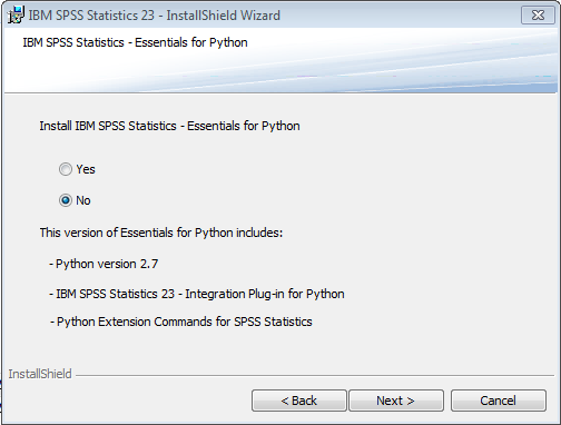 spss installation step