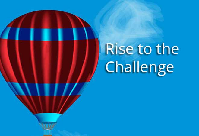 Rise to The Challenge: Business Pitch Finale