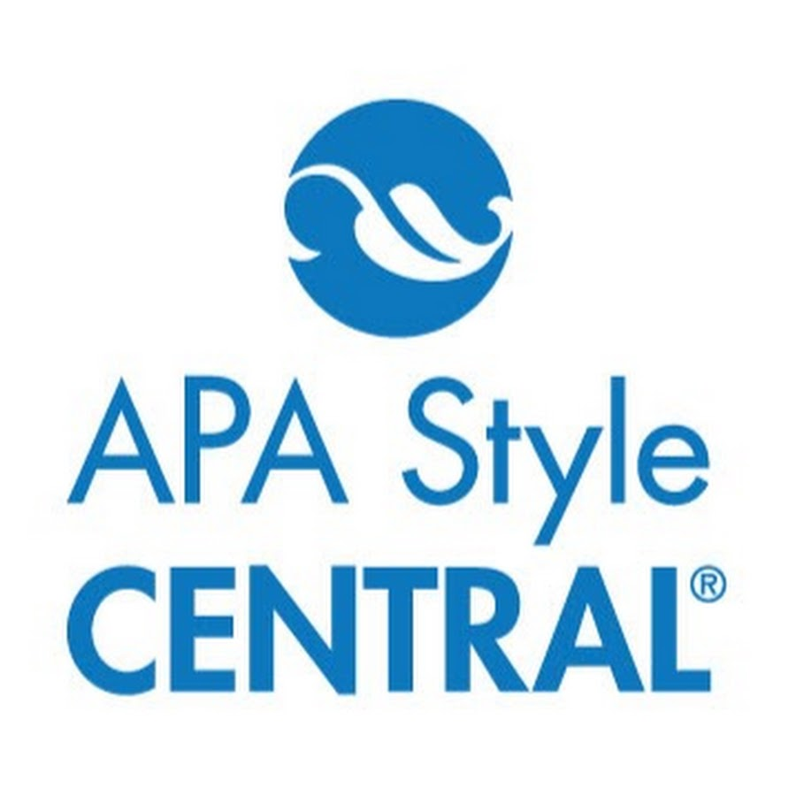 APA Style Central Resource Workshop