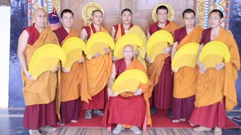 Art and Impermanence Lecture with Tibetan Monks