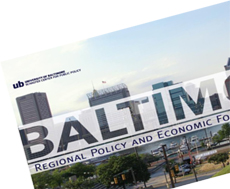 Regional Policy and Economic Forecast Conference for Baltimore