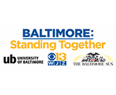 'Baltimore: Standing Together' Town Hall Series