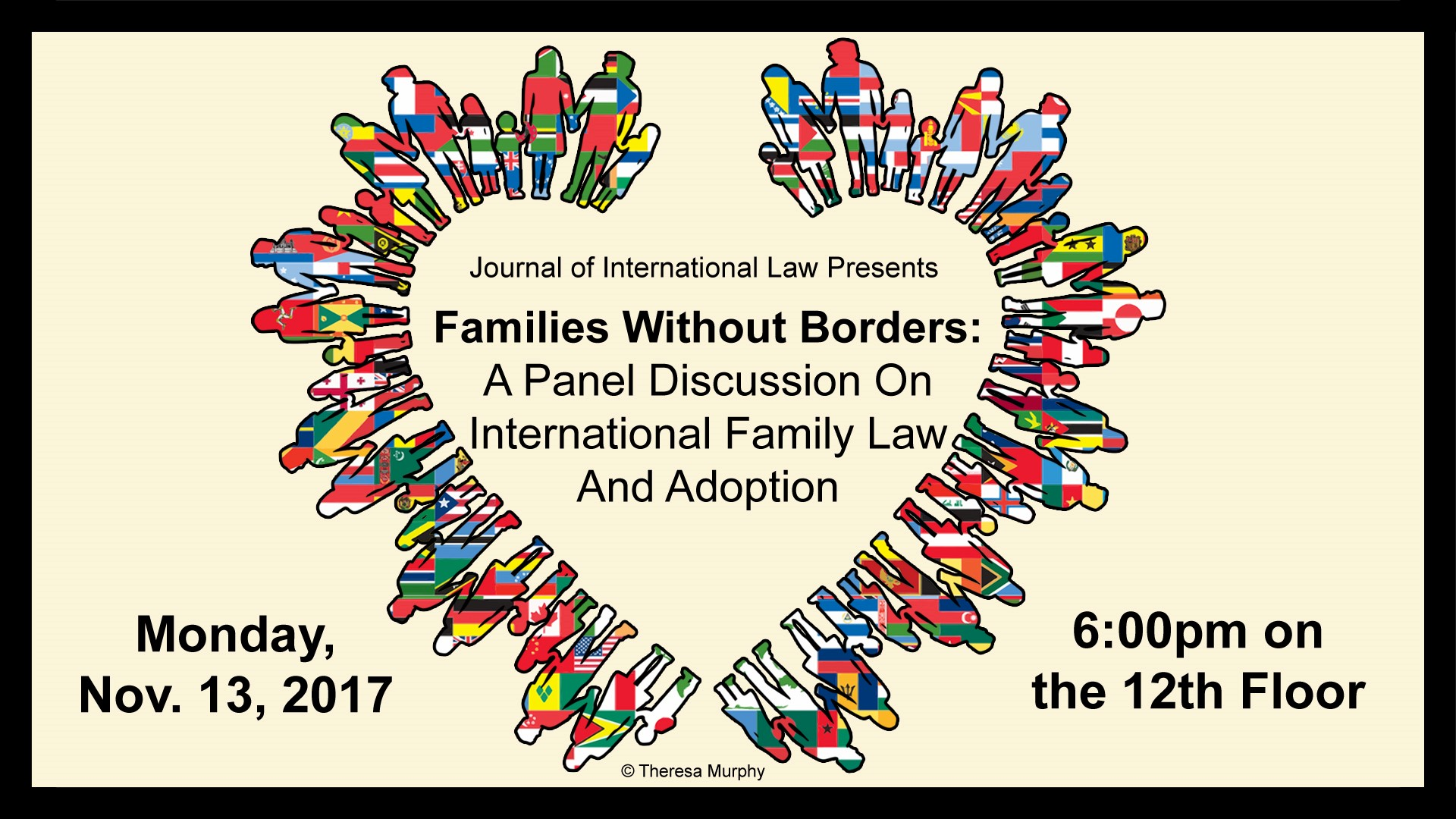 Families Without Borders: A panel discussion on international family law and adoption