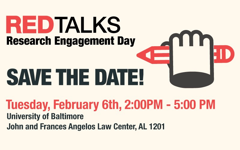 RED Talks (Research Engagement Day)