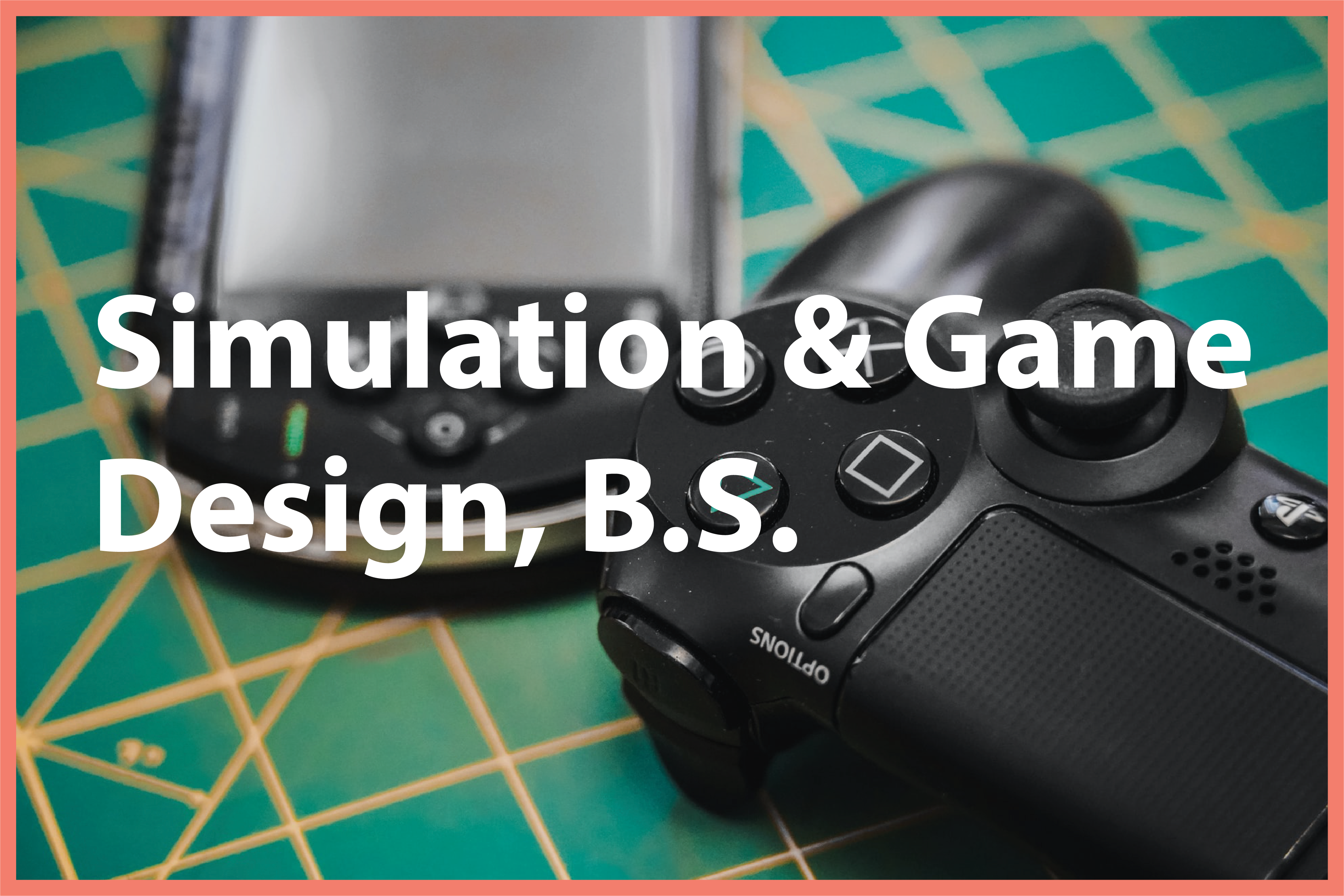 Simulation and Game Design