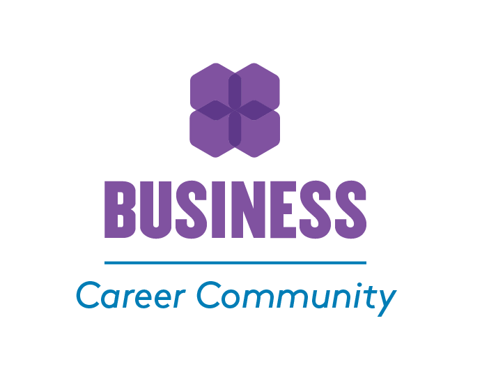 Merrick School of Business Career Community Logo