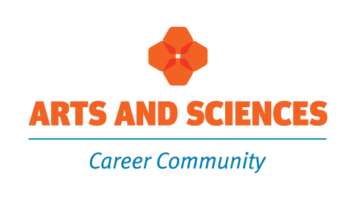 College of Arts and Sciences Career Community Logo